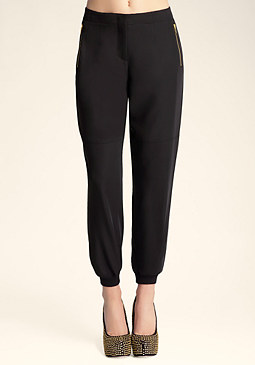 High Waist Mid Seam Pant at bebe