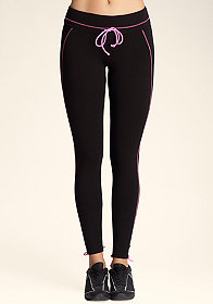 bebe Drawstring Leggings