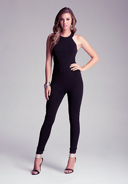 Fay Racer Jumpsuit at bebe