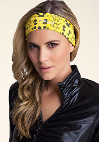 bebe Printed Hold It Headband