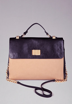 bebe Pia Top Handle Bag