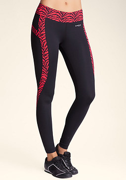Sport Colorblock Legging at bebe