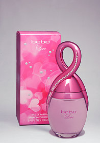 bebe Love Eau De Parfum at bebe