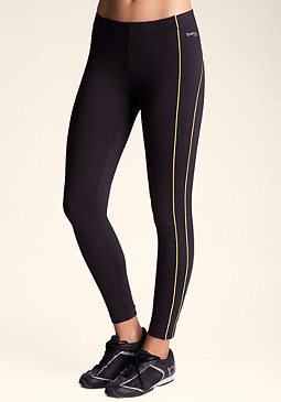 bebe Piping Seamed Legging