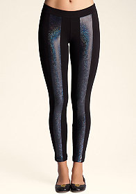 bebe Double Panel Legging
