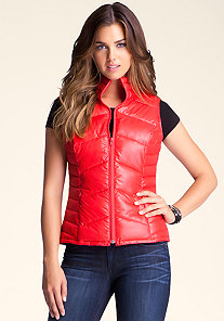 Packable Quilt Vest at bebe