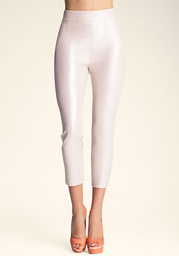 bebe High Rise Skinny Trouser