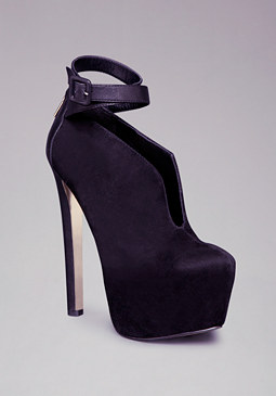 Giovanna Booties With Slit at 2b