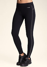 Rhinestone Legging at bebe
