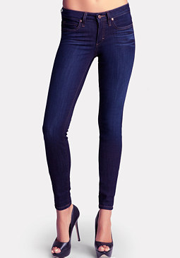 bebe Signature Icon Skinny Jeans