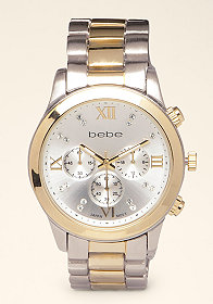bebe Boyfriend Watch���