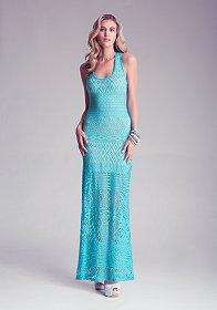 bebe Franca Maxi Dress