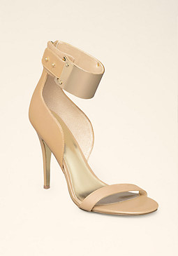 bebe Jayla Metal Cuff Sandals
