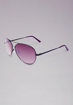 Ignitor Aviator Sunglasses at bebe