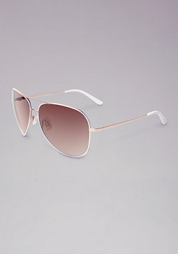 Aviator Sunglasses at bebe