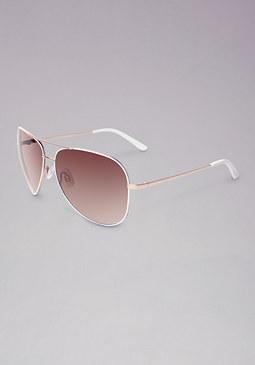 Aviator Sunglasses at bebe