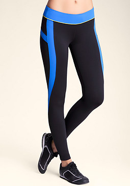 bebe Colorblock Legging