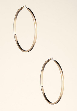 bebe Large Basic Hoop�����������