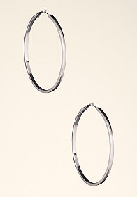Large Basic Hoop at bebe