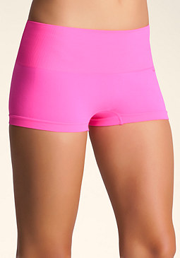 bebe High Waistband Shorts