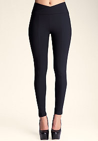 bebe High Waist Curve Leggings