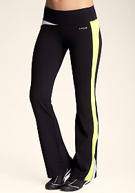 bebe Colorblock Spliced Pant