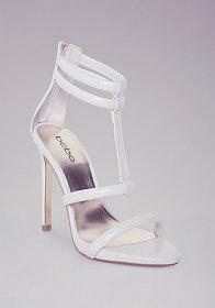 Marlenee T-Strap Sandals at bebe