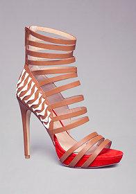 bebe Skylar Strappy Sandals