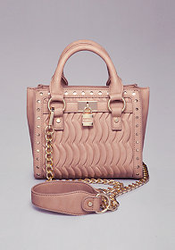 bebe Ruby Rave Crossbody