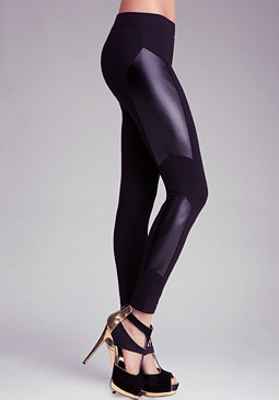bebe Petite New Cruz Legging