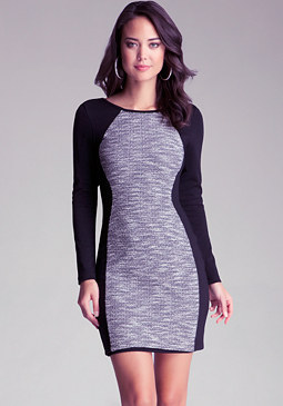 Boucle Dress at bebe