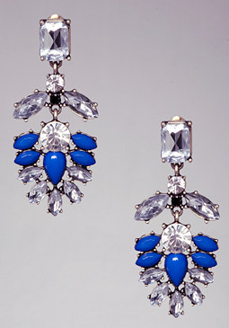 bebe Vintage Statement Earrings