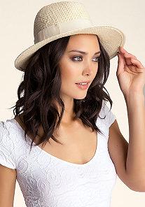 Woven Panama Hat at bebe