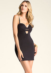 bebe Sexy Scuba Night Dress
