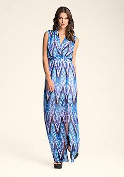 Print Maxi Dress at bebe