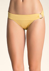 Adelia Bikini Bottoms at bebe