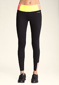 bebe bebe Sport Colorblock Leggings