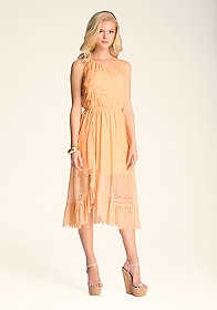 bebe Arianna Lace Dress
