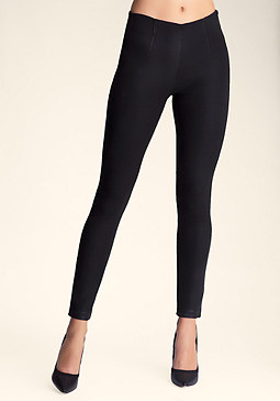 bebe Coated Soho Super Skinny