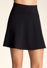 bebe Fit and Flare Skirt