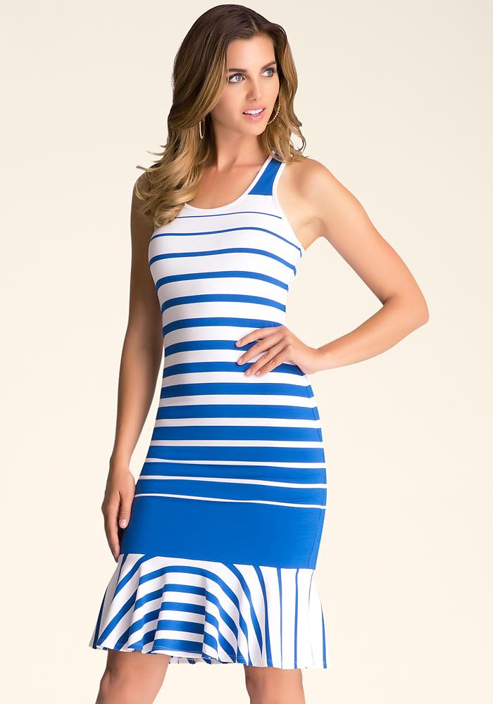 Knit Midi Tank Dress