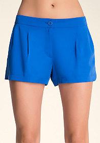 bebe Mesh Dolphin Shorts