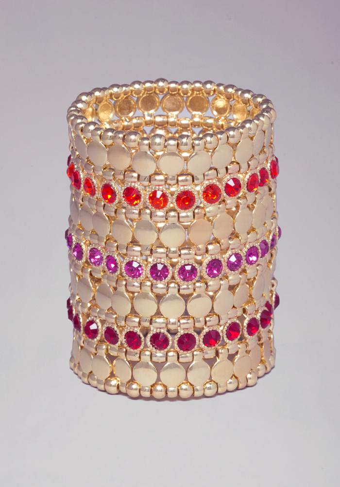 Multi Circle Bracelet