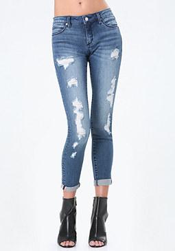 Heartbreaker Skinny Jeans at bebe