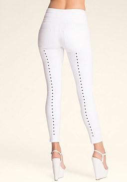 Star Skinny Jeans at bebe