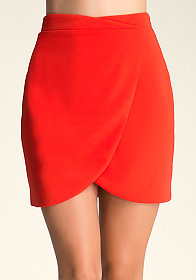 MEAGAN TULIP SKIRT at bebe