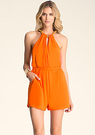 Mandey Romper at bebe