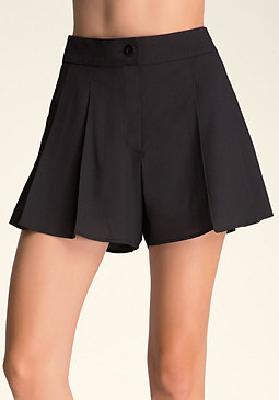 High Waist Easy Skort at bebe
