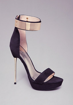 bebe Julianna Pin Heel Sandals