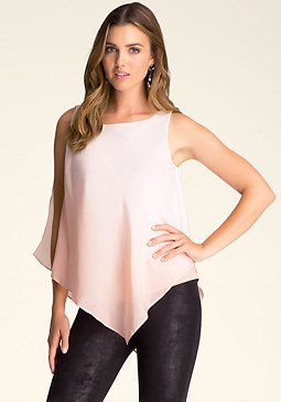 bebe Ombre Tunic